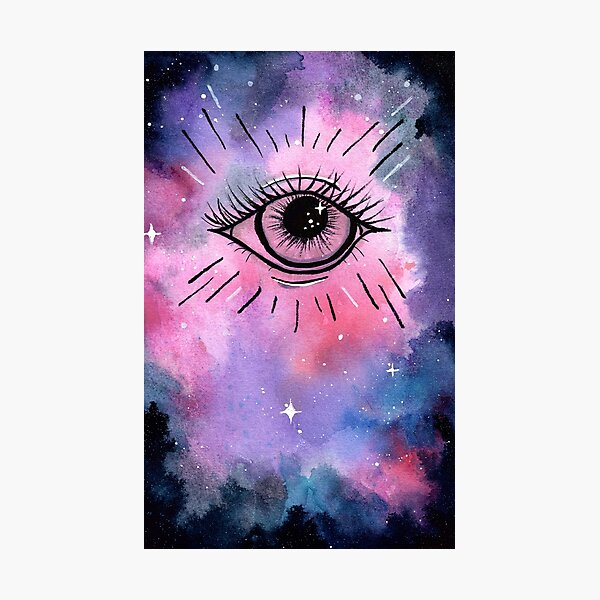 All-Seeing Eye Photographic Print