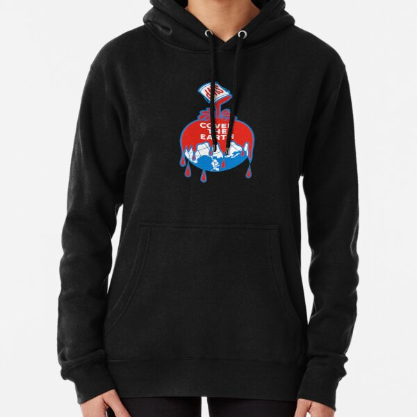 Sherwin Williams Cover The Earth Pullover Hoodie