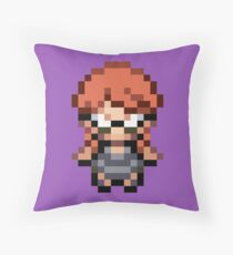 Lorelei Overworld Sprite Throw Pillow