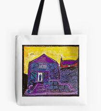 Cadgwith Cove ... Saturday Sunrise - from The Porthole Studio  Tote Bag