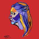 In search of my inner warrior by Moojan Azar