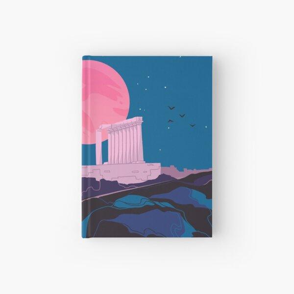 Temple of Poseidon at Sounion Hardcover Journal