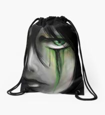 Ulquiorra Cifer - Bleach - 4th espada Drawstring Bag