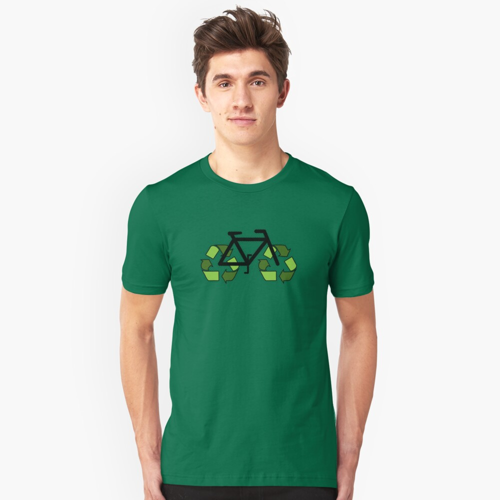 Re-bicycle Unisex T-Shirt Front