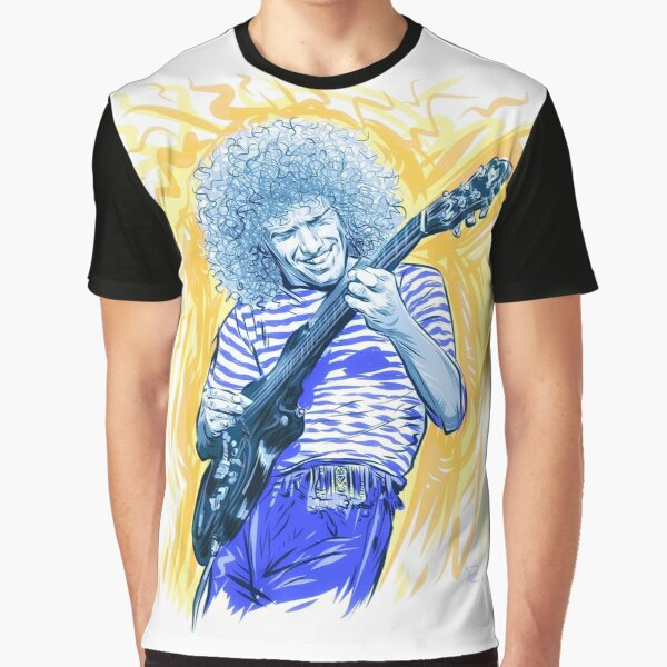 Pat Metheny - An illustration by Paul Cemmick Graphic T-Shirt