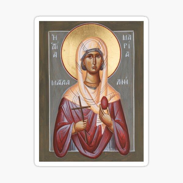 St Mary Magdalene Sticker