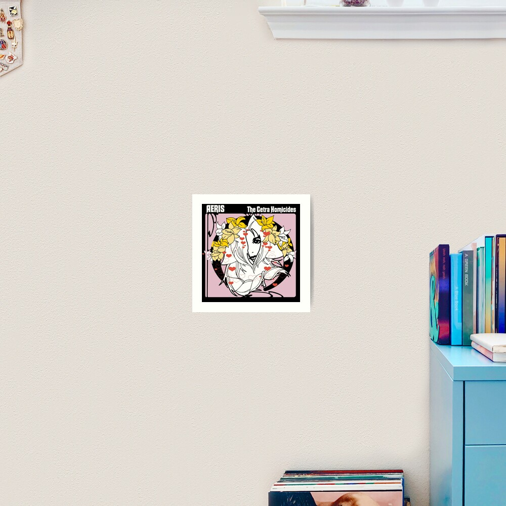 Aeris: The Cetra Homicides Art Print