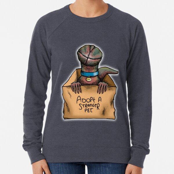 Adopt a Stranger pet Lightweight Sweatshirt