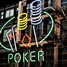 Poker Facade by ElyseFradkin