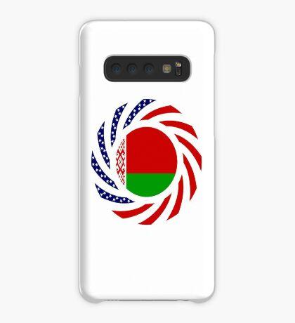 Belarusian American Multinational Patriot Flag Series Case/Skin for Samsung Galaxy