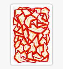 Analogous Colors Drawing Stickers