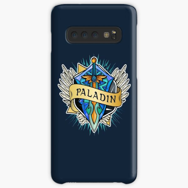DND - Paladin Samsung Galaxy Snap Case