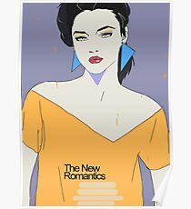 Nathan's Poster - The New Romantics Poster