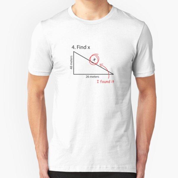 Find X Slim Fit T-Shirt