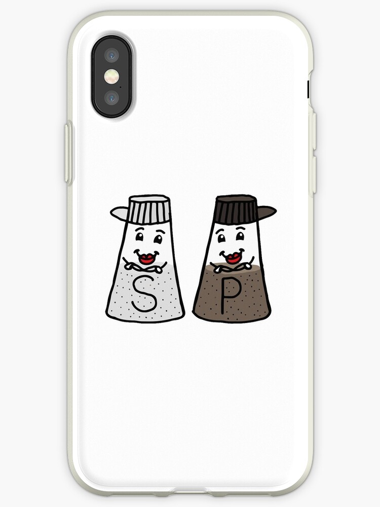 Salt and Pepper Band Music Rap Hip hop Funny Sayings, Quotes & Slogans |  iPhone Case & Cover