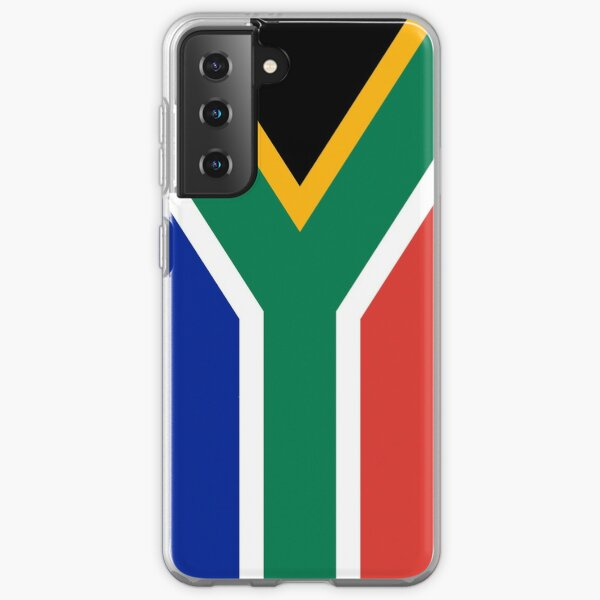 South African Flag Phone Cases (1) Samsung Galaxy Soft Case