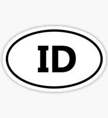 ID - Idaho Sticker