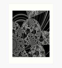 Groover Art Print