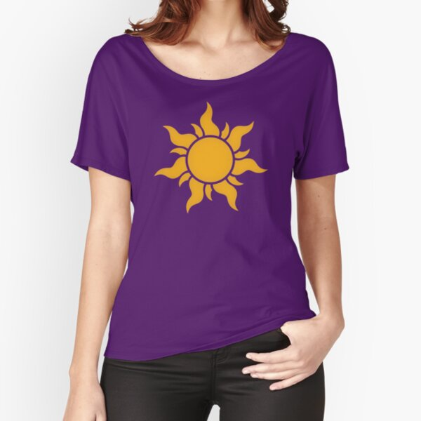 Tangled Kingdom Sun Relaxed Fit T-Shirt