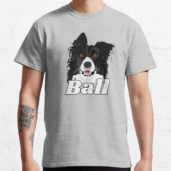 Border Collie Ball Classic T-Shirt