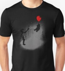 Little Black Rain Cloud Unisex T-Shirt