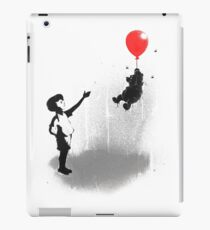 Little Black Rain Cloud iPad Case/Skin