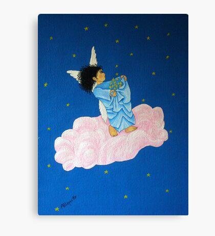 Gathering Starlight Canvas Print