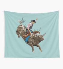 Cowboy Tapestry