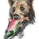 Grizzlybär von camarocaro