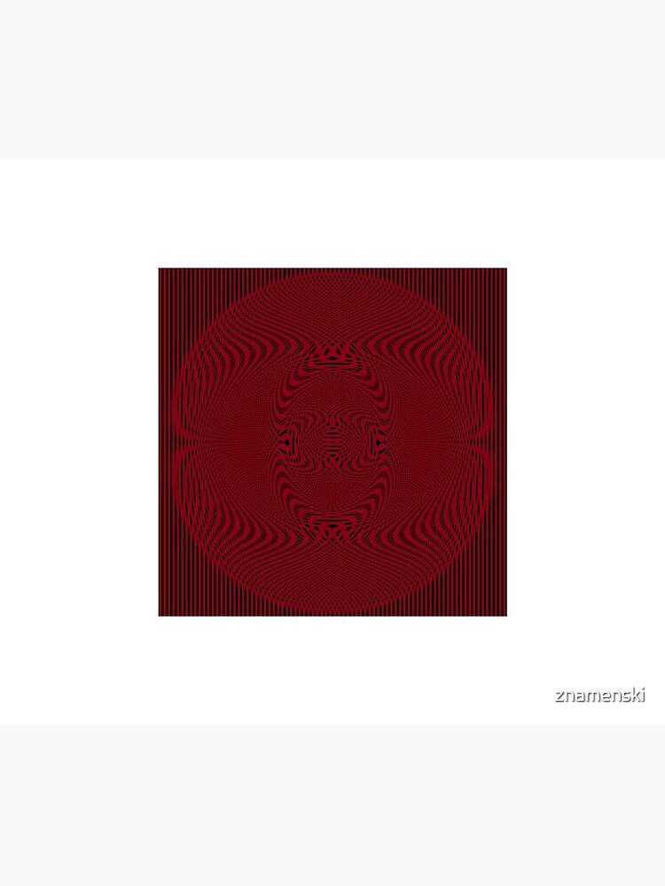 #Pattern, #abstract, #design, #illustration, geometry, illusion, intricacy, art by znamenski