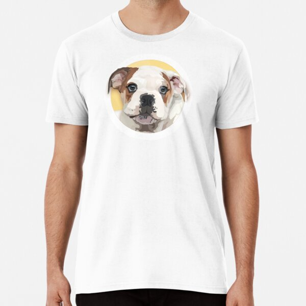 The English Bulldog Premium T-Shirt