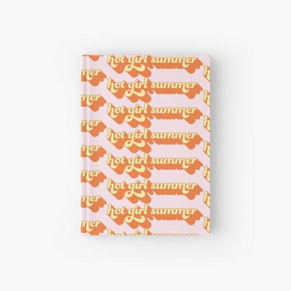 Hot Girl Summer Hardcover Journal