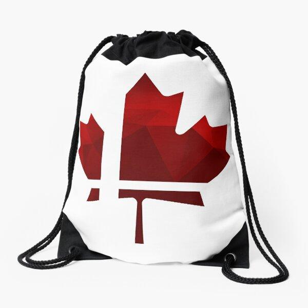 Smash Canada Drawstring Bag