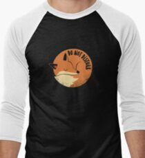 Do Not Disturb Baseball ¾ Sleeve T-Shirt