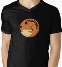 Do Not Disturb V-Neck T-Shirt