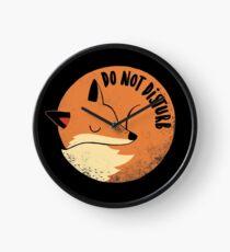 Do Not Disturb Clock
