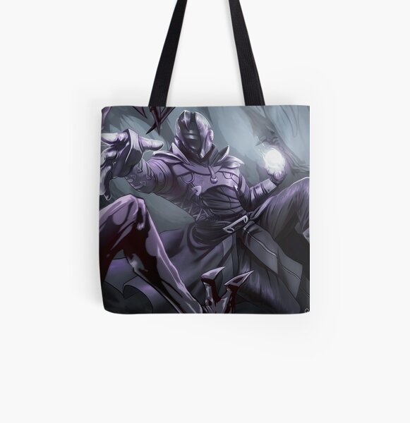 Fission All Over Print Tote Bag