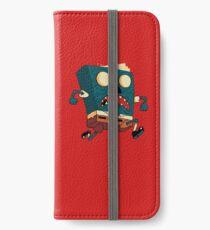 Spongebook Deadpants iPhone Wallet/Case/Skin