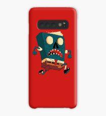 Spongebook Deadpants Case/Skin for Samsung Galaxy