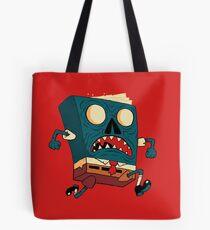 Spongebook Deadpants Tote Bag