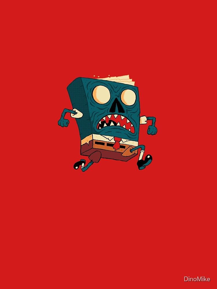 Spongebook Deadpants by DinoMike