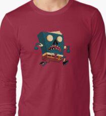 Spongebook Deadpants Long Sleeve T-Shirt