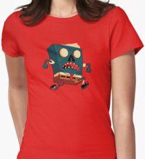Spongebook Deadpants Fitted T-Shirt