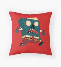 Spongebook Deadpants Floor Pillow