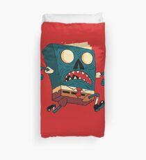 Spongebook Deadpants Duvet Cover
