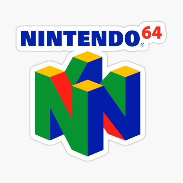 Nintendo 64 (N64) Sticker