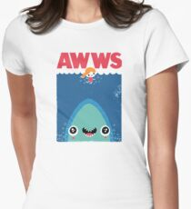 AWWS Fitted T-Shirt