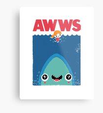 AWWS Metal Print