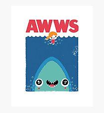 AWWS Photographic Print