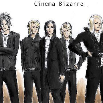 Cinema Bizarre by Redustheriotact